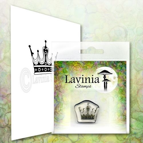 Mini Crown - Lavinia Stamps (LAV622)